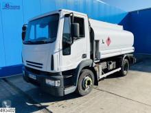 Lastbil citerne kemiske produkter Iveco 140E21 Fuel, 9470 liters, 3 Comp, Manual