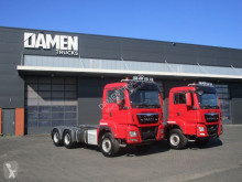 Caminhões chassis MAN TGS 33.480