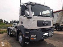 Camion polybenne MAN TGA 33.440