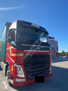 Volvo FH 460 Globetrotter LKW gebrauchter Schiebeplanen