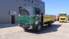 Камион платформа MAN 16.170 (BIG AXLE / STEEL SUSPENSION / 6 CYLINDER ENGINE WITH MANUAL PUMP)