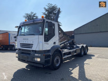 Ciężarówka Iveco Stralis 360 Hakowiec używana
