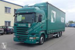 Camion savoyarde Scania R R410*Euro6*Retarder*Edscha*Kli