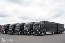 Ciężarówka Volvo FH / 500 / XXL / ACC / EURO 6 / ZESTAW PRZEJAZDOWY 120 M3 + remorque rideaux coulissants firanka używana