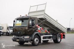Camion benne Renault D 16 / 240 / EURO 6 / WYWROTKA / ŁAD. 8 315 KG / JAK NOWY