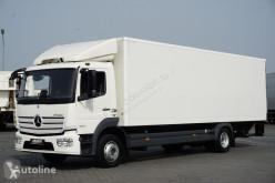 Camion isotherme MERCEDES-BENZ ATEGO / 1224 / EURO 6 / IZOTERMA + WINDA / 19 PALET / MAŁY PRZEB