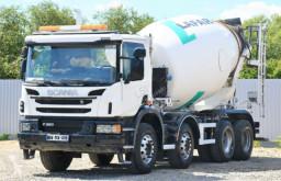 Lastbil betong blandare Scania P360 Betonmischer * 8x4 * Top Zustand