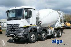 Kamión Mercedes Arocs 3240 B Arocs 8x4, Intermix, 9m³, Tempomat, Klima betonárske zariadenie domiešavač ojazdený