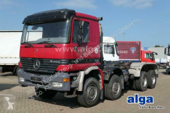 Lastbil flerecontainere Mercedes Actros 4143 Actros 8x8, Allrad, Meiller RK20.65, Klima