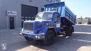 Camión Magirus 110 - 10 (SUSPENSION LAMES / BOITE & POMPE MANUELLE) volquete usado