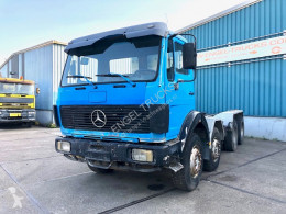 Грузовое шасси Mercedes 3335K FULL STEEL CHASSIS (V8 ENGINE / FULL STEEL SUSPENSION / / REDUCTION AXLES / EPS GEARBOX)