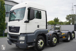Camião MAN TGS 35.400 chassis usado