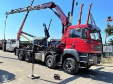 MAN hook lift truck TGA 35.440