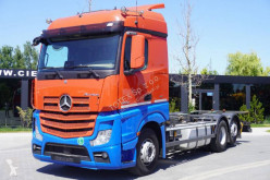 Camion Mercedes Actros 2542 châssis occasion