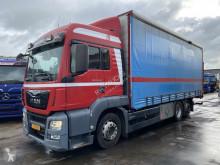 Camión lonas deslizantes (PLFD) MAN TGS 26.440