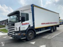 Camion fourgon Scania P