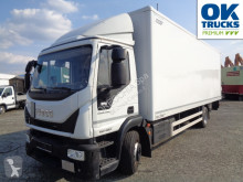 Camión Iveco Eurocargo 140E28/P furgón usado