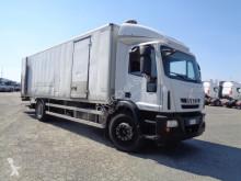 Camión Iveco Eurocargo 180E25/P furgón usado
