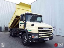 Teherautó Scania C használt billenőkocsi