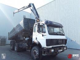 Camión volquete Mercedes 2629