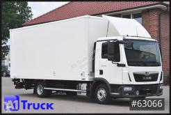 Камион MAN TGL 8.190 BL COC LKW + Aufbau, TÜV NEU фургон втора употреба