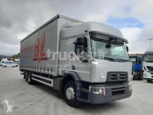 Renault függönyponyvaroló teherautó DWIDE 26.320