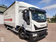 Lastbil skjutbara ridåer (flexibla skjutbara sidoväggar) Iveco Eurocargo 120 E 22 P