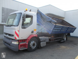Renault two-way side tipper truck Premium 260