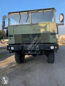 Camión portacontenedores Renault TRM 10000