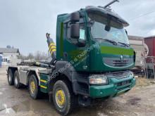 Camion polybenne Renault Kerax 450