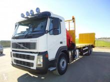 Camion Volvo FM12 380 porte engins occasion