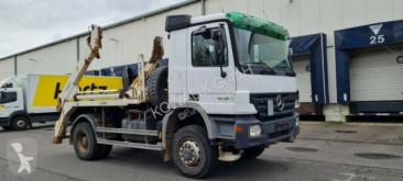 Camion dublu Mercedes Actros Actros 1832 MP 2 4x4 Absetzer Meiller