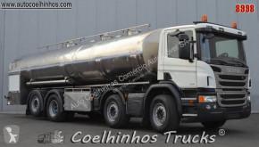 Camion Scania P 410 citerne à eau occasion