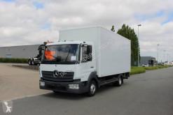 Камион Mercedes Atego 816 фургон втора употреба