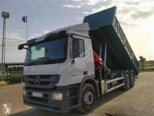 Camión MAN TGS 18.320 volquete usado