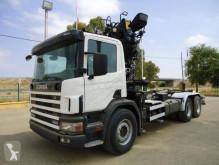 Камион мултилифт с кука Scania
