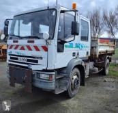 Camión volquete benne TP Iveco Eurocargo 120 EL 18 tector