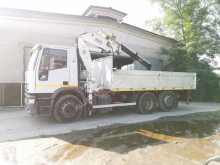 Camion plateau Iveco Eurotech 190E27
