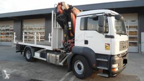 Camion MAN TGA 18.320 plateau ridelles occasion