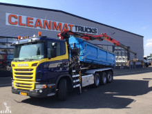 Camion Scania G 400 portacontainers usato