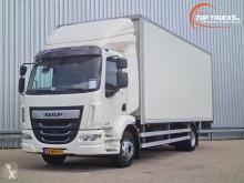 DAF box truck 1500