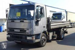 Camion tri-benne Iveco ML 80E21*Euro 3* DreiseitenKipper* Schalter*AHK*