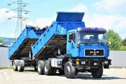 Camião MAN 27.322 KIPPER 4,80m * Top Zustand * 6x6! basculante usado