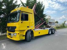 卡车 摆臂式垃圾车 奔驰 Actros 2544 6x2/Meiller RK 20.65/Euro 5/Lenk+Lif