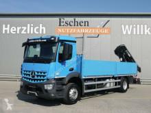 Mercedes LKW Pritsche Bracken/Spriegel Arocs 1830 L*HIAB 122 E-2 HIDUO*Funk*Klima*EUR6