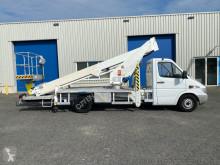 Teherautó Mercedes-Benz CMC Sprinter / PLA 210, 21 meter autohoogwerker használt emelőkosár