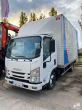 Camión Isuzu furgón mudanza nuevo
