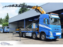 Volvo FH 500 truck used flatbed