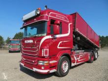 Lastbil Scania R500 6x2 Higline Euro 5 ske brugt