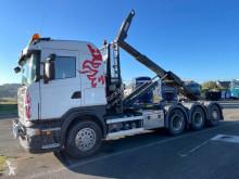 Scania billenőplató teherautó R 480